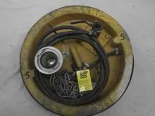 Plaatafsluiter metaal 500 mm