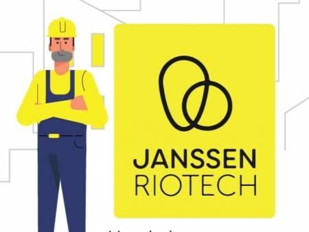 Waarom huren bij Janssen Riotech?